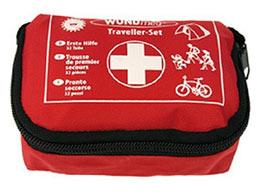 Erste-Hilfe-Traveller-Set
