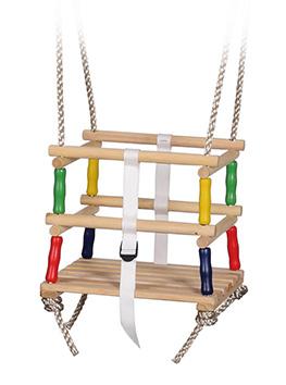 Kinder-Holzschaukel