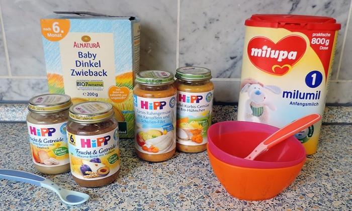 Säuglingsernährung Artikelvorschaubilder