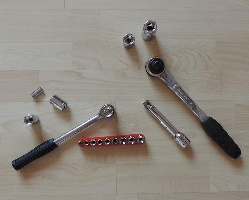 Werkzeug-Ratsche