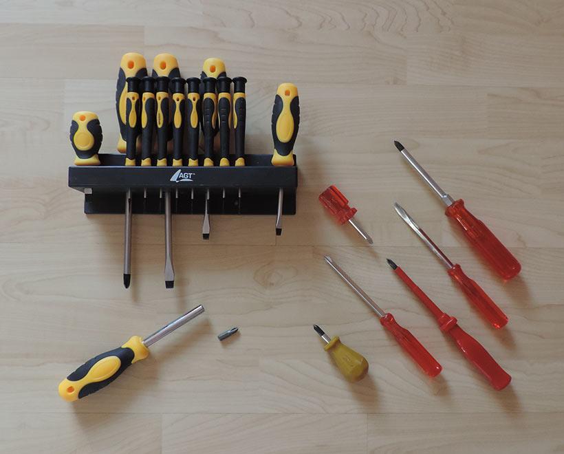 Werkzeug-Schraubendreher