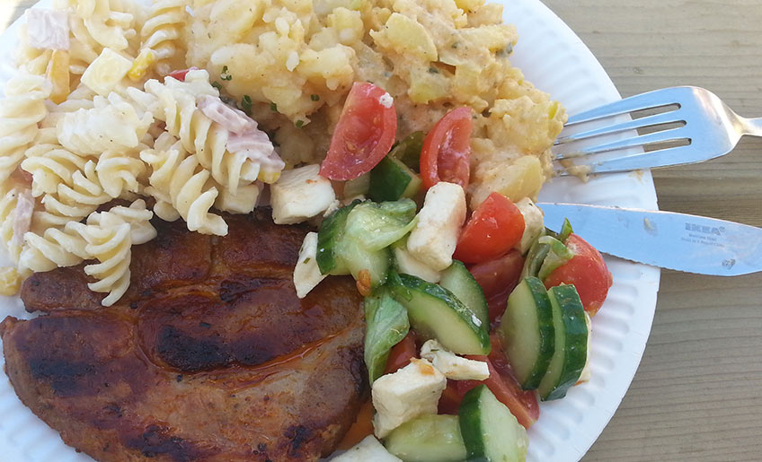 Grillparty-Checkliste-Grillen