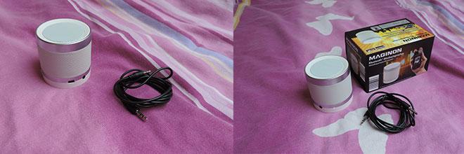 Reise Gadget Bluetooth Lautsprecher