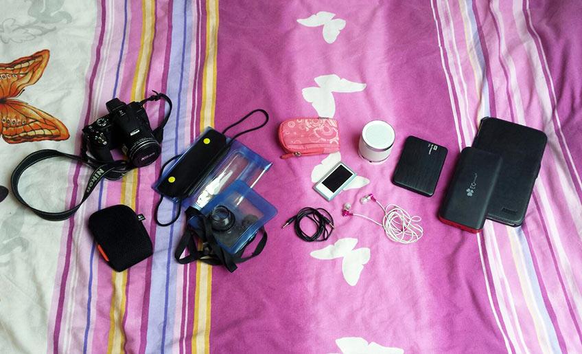 10 Technik Gadgets für deine Reise