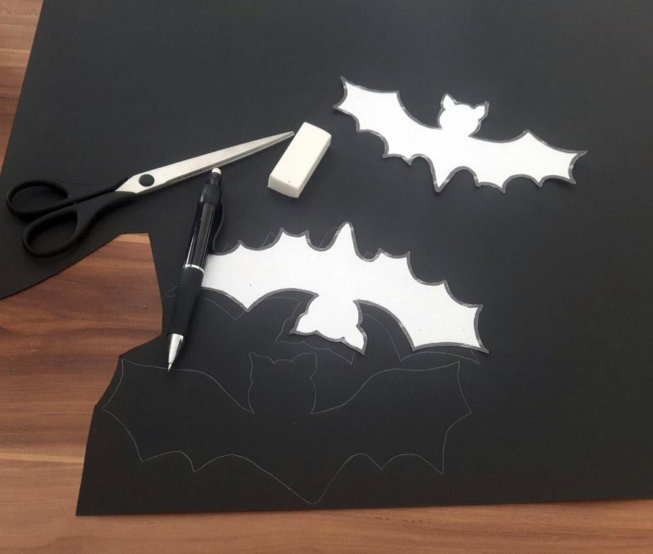 Xobbu Fledermaus Halloween