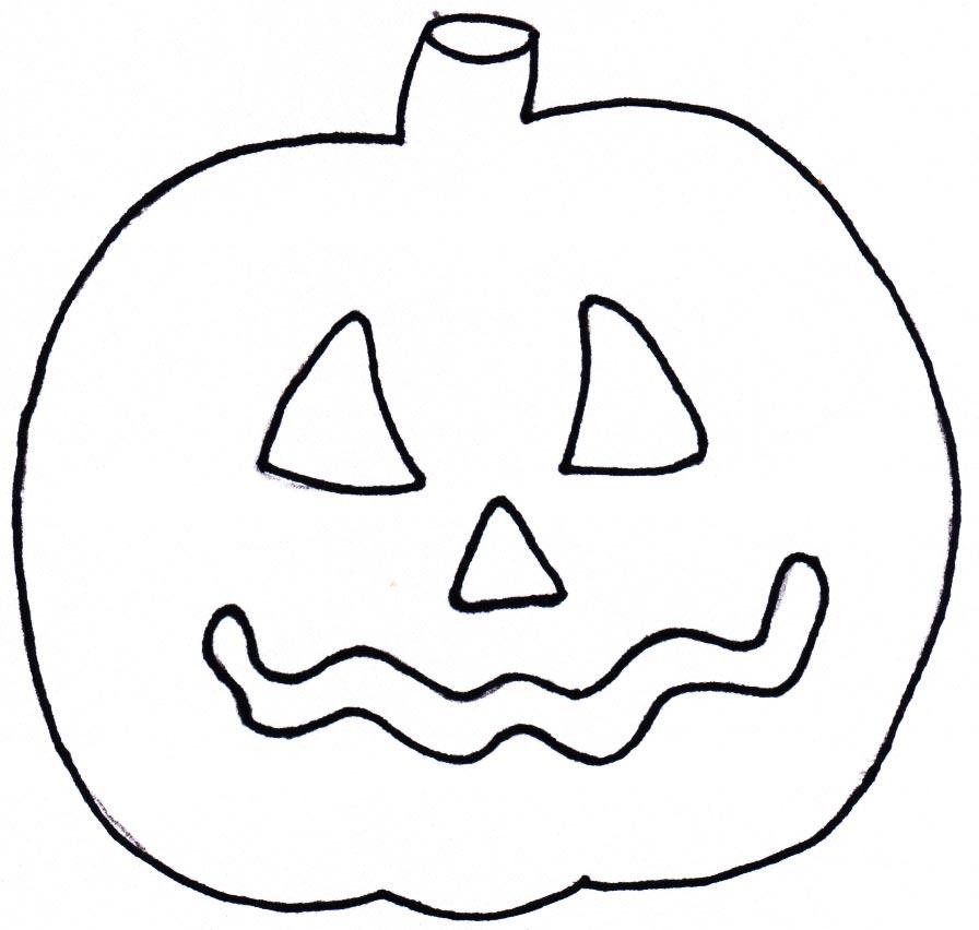 Halloweenvorlage