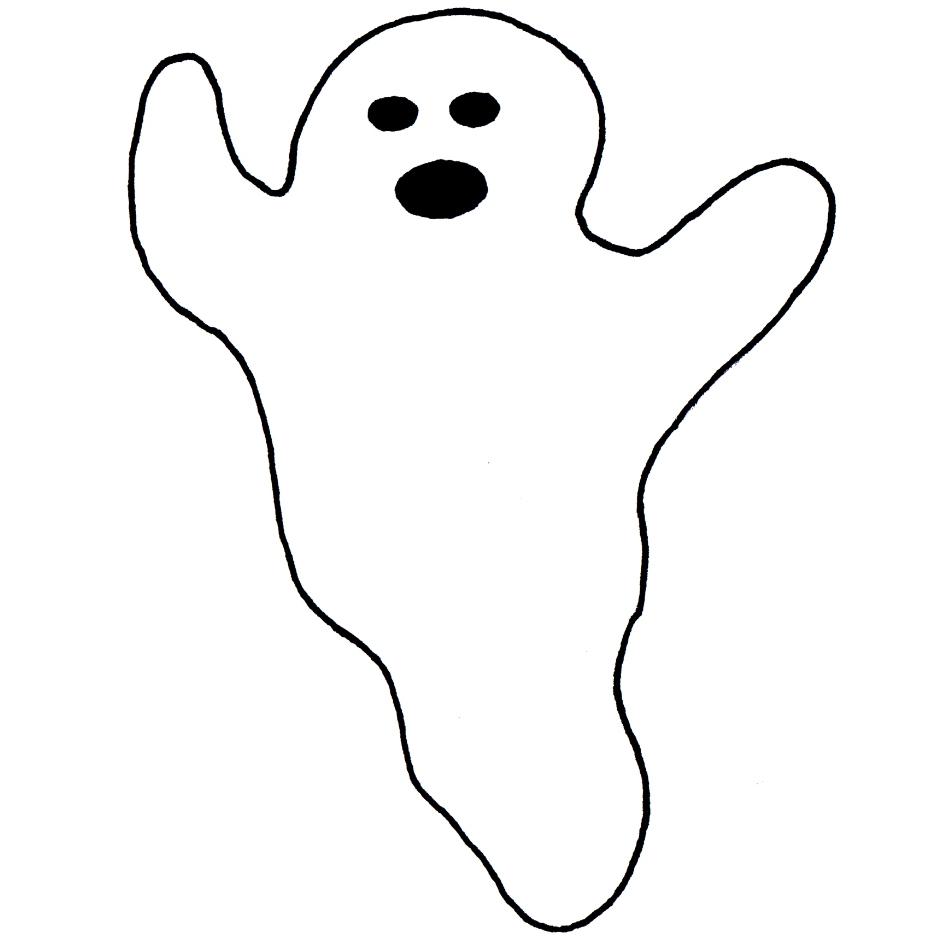 Halloween Geist