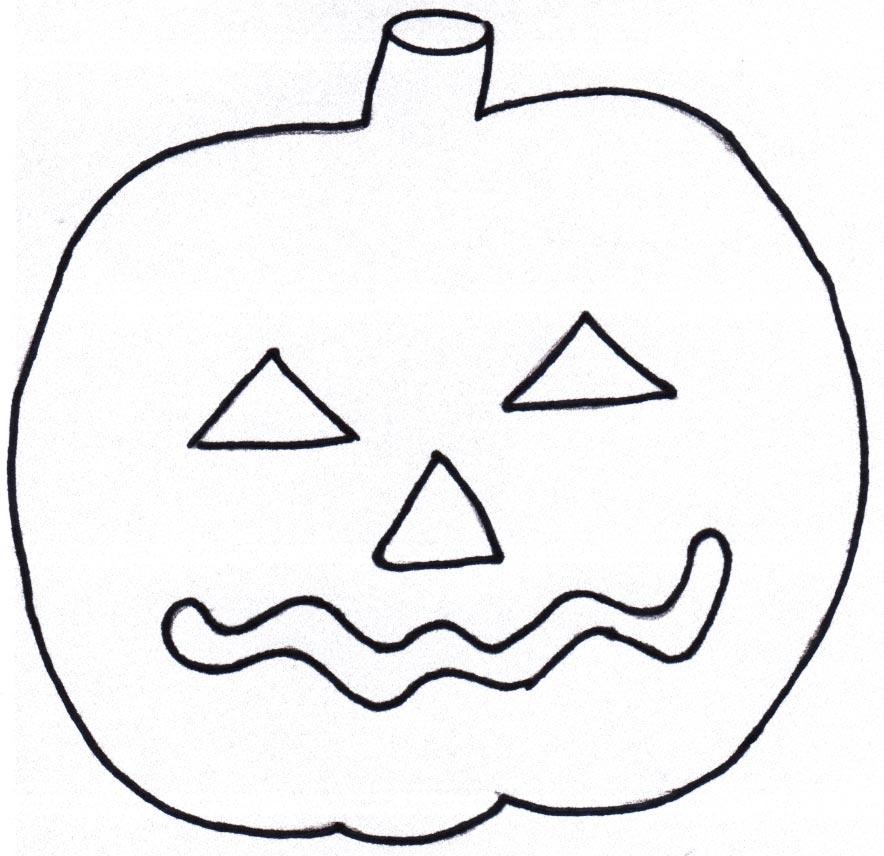 Vorlage Halloween