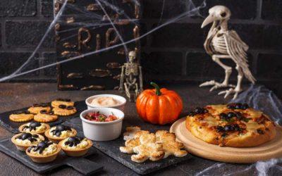 Halloween Essen: Snack Ideen zu Halloween